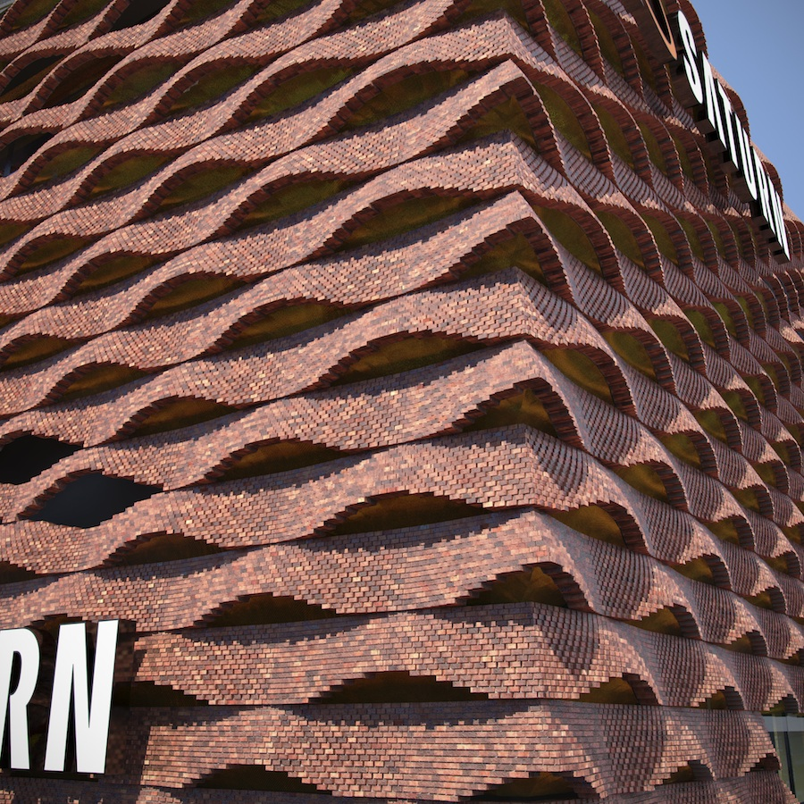 Hamburg's Wave Of Modern Brick Expressionism